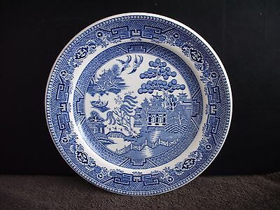 Large Willow Pattern Plate