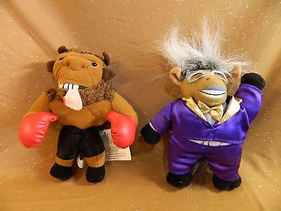 Infamous Meanies Donkeyng and Mike Bison with tags by Topkat 1997/98