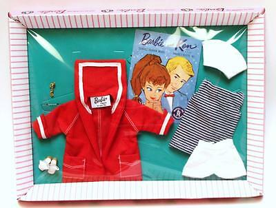 NEW Barbie Repro Boxed Fashion Outfit RESORT SET - Signed by Bill Greening NRFB