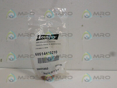 Lovejoy 68514410210 Jaw Coupling *new In Factory Bag*