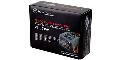 Silverstone Sfx Series ST45SF 450W Small Form Factor Power Supply - 53637