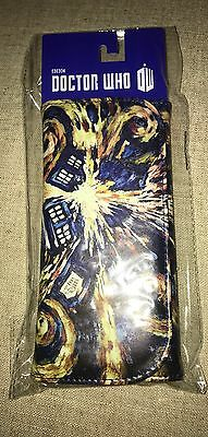 Doctor Who Exploding Tardis Van Gogh hinge wallet and card organizer - new