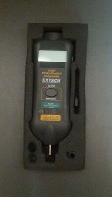 Extech Instruments 461995 Laser Photo/Contact Tachometer