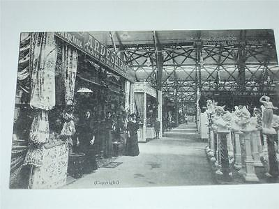 IRISH INTERNATIONAL EXHINITION 1907, PALACE OF INDUSTRIES POSTCARD by J. Tallon!