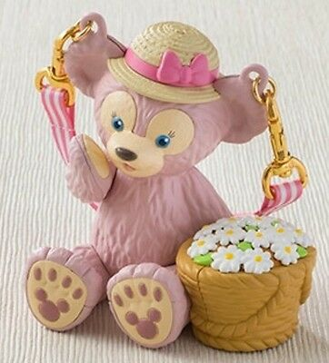 "TDS Japan Tokyo Disney Sea Shelliemay 3.5"" Mini Candy Case Bucket Duffy Gelatoni"