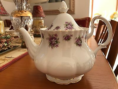 Royal Albert Large Tea Pot