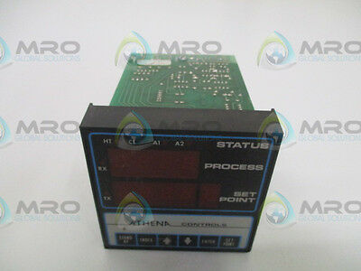 Athena Controls 6075-Tt-E2 Temperature Controller (As Pictured) *used*