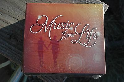 MUSIC OF YOUR LIFE  BY TIME LIFE - 10 CD Box Set - New Sealed