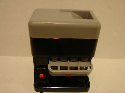 "Motorized Coin Sorter  Machine  (Coins Wrapper)  ""c"" Batteries"