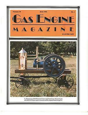Dayton Engines - Atwater Kent Ignition System