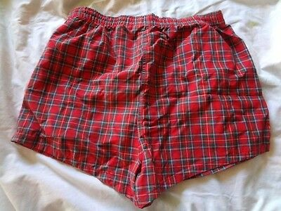 Vintage 60s Mad Men JCPenney's Shorts Swim Trunks