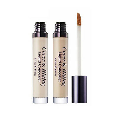 [HOLIKA HOLIKA] Cover and Hiding Liquid Concealer 2 Color / Cover