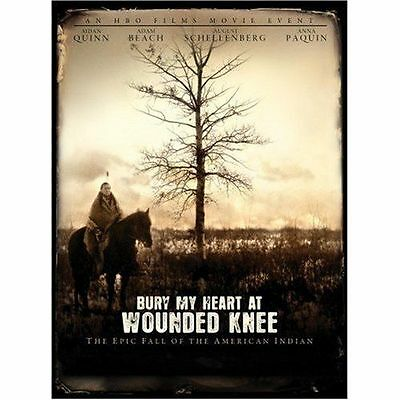 "Dvd: "" Bury My Heart At Wounded Knee """
