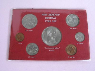 NEW ZEALAND Coinset
