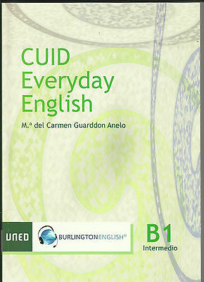 Burlington English B1 Everyday English Cuid Escuela Oficial Idiomas De La Uned