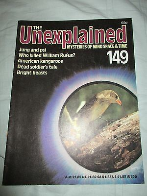 The Unexplained Magazine - Issue 149
