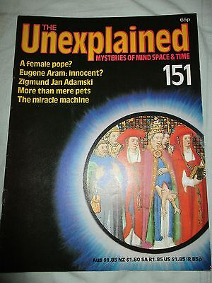 The Unexplained Magazine - Issue 151