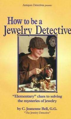 2 Book Set: How to be a Jewelry Detective &  Resources