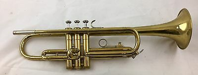 Used  Bundy Bach  Bb Trumpet!  WOW!!