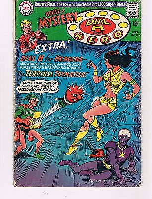 House Of Mystery #176 (1967 Dc)  1St Appearance Of Gem Girl