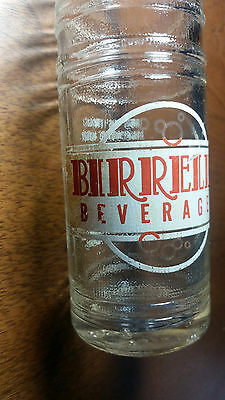 Rare! Vintage Birrell's Beverages Soda Bottle 10 Ounce - Twin Falls Idaho
