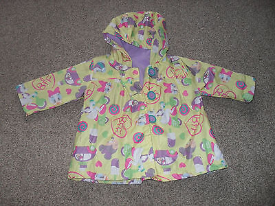 girls cute disney jacket from george 3-6 months