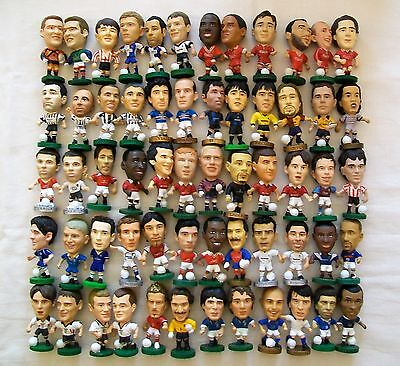 PROSTARS Bulk Lot of 60 Loose Figures. All have at least one small fault or mark