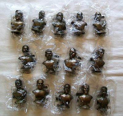 CORINTHIAN Sainsbury's World Cup Promotion - All 14 ENGLAND 2006 SQUAD BUSTS