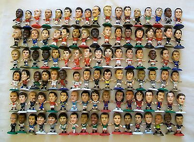 MICROSTARS Bulk Lot of 100 Loose Figures. All have at least one small fault/mark
