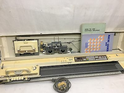 Brother Kh-940 Electronic Knitting Machine