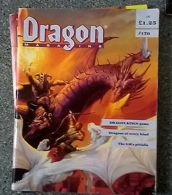 Dragon Magazine 170
