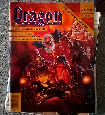 Dragon Magazine 153