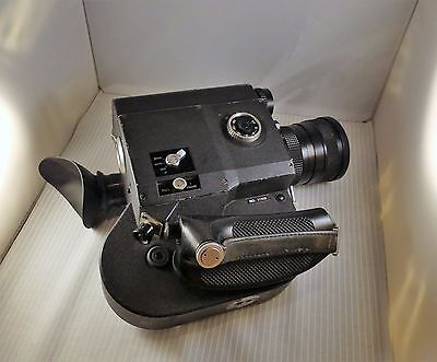 Canon Scoopic 16mm Movie Camera with Case Film Cine
