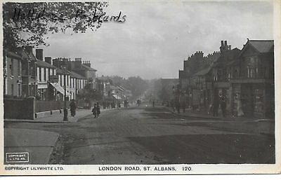 St Albans London Road shops  Hertfordshire RP