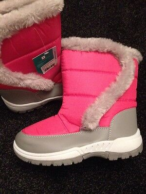 Brand new Snow Boots Size 1 With tags