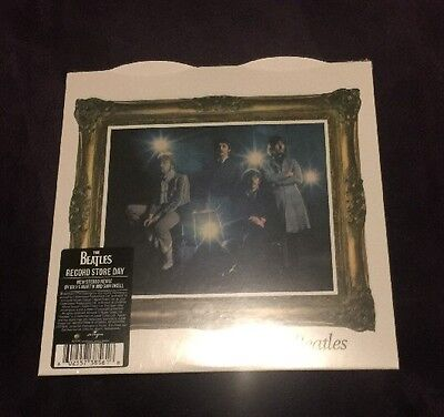 """Record Store Day (RSD) 2017 The Beatles Penny Lane / Strawberry Fields 7"""" Vinyl"""