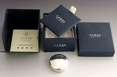 Quality English Modern Boxed Sterling Silver First Curl Box Mint