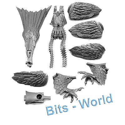 Warhammer Bits: High Elves Lothern Skycutter - Swiftfeather Roc Body