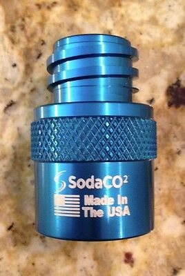 The BEST Sodastream CO2 Adapter Valve Made in the USA See Why! SodaCO2 brand