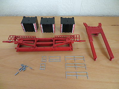 Liebherr LR1750 Mammoet Suspended Tray with Weights scale 1:50 Conrad NZG