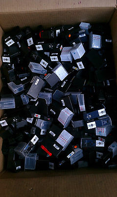 Lot of 1000 Empty Lexmark 37 24 29 100 150 Ink Cartridges VIRGIN NICE AND CLEAN