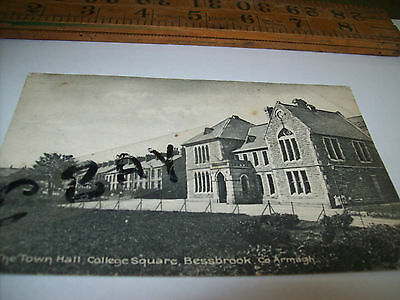 armagh 2nd september 1924 the town hall college square bessbrook