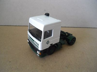 Lion Toys DAF 95  Green/White Tractor Unit In 1:50 Scale