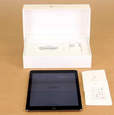 "Apple A1567 iPad Air 2 - 64 GB - Silver - Wi-Fi+Cell - 9.7"" B-Ware / OVP"