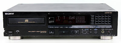 SONY CDP-990 - hochwertiger Compact Disc Player CD-Player