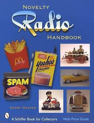 Vintage Novelty Advertising Radio Collector Guide inc Soup Cans Cars Coke & More