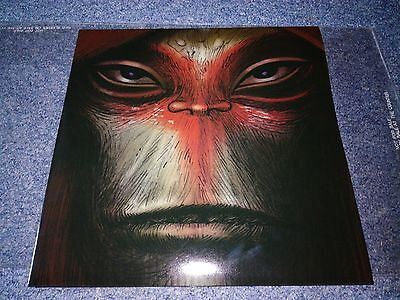 "Monkey - journey to the west - 12"" lp box set 2008 ex.con Albarn / gorillaz"