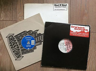 Rare Old Skool Garage House Booker T Strictly Rhythm Soul Ii Soul Vinyl