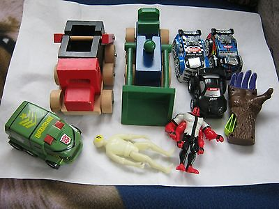 Job Lot Of Boys Toys Cars And Bits