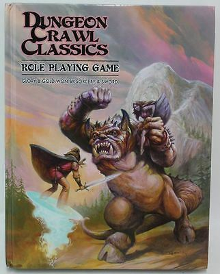 GOODMAN GAMES GMG5070E Limited Edition Dungeon Crawl Classics Role Playing Book